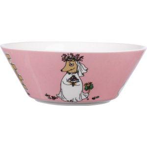 Arabia Moomin bowl Fuzzy