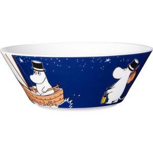 Arabia Moomin bowl Moominpappa
