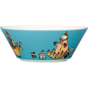 Arabia Moomin bowl Mymble's mother