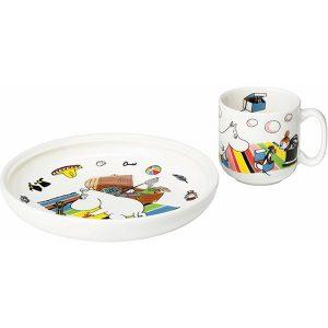 Arabia Moomin children's tableware