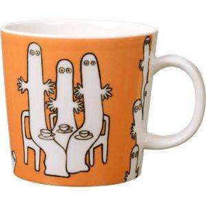 Arabia Moomin mug Hattifatteners