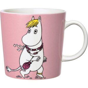 Arabia Moomin mug Snorkmaiden