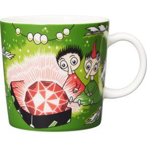 Arabia Moomin mug Thingumy and Bob