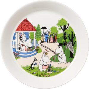 Arabia Moomin plate 19 cm