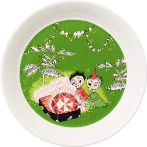 Arabia Moomin plate
