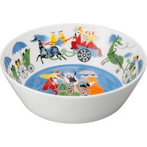 Arabia Moomin serving bowl