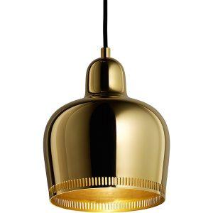 Artek Aalto Golden Bell pendant A330S Savoy
