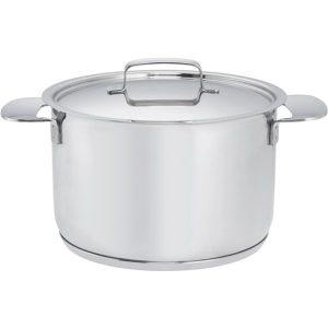 Fiskars All Steel Plus casserole 4