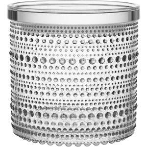Iittala Kastehelmi jar 116 x 114 mm