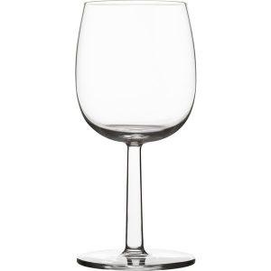 Iittala Raami red wine glass