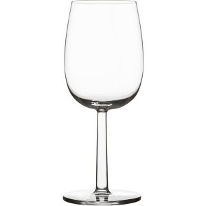 Iittala Raami white wine glass