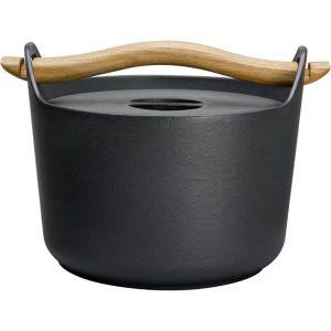Iittala Sarpaneva cast iron pot