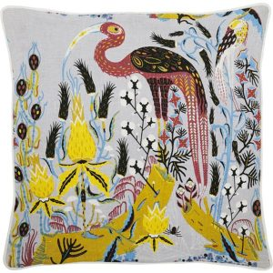 Klaus Haapaniemi Crane cushion cover