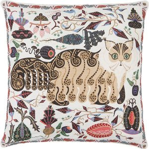 Klaus Haapaniemi Les Chats Norma cushion cover