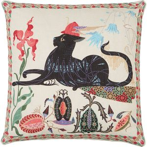 Klaus Haapaniemi Les Chats Putte cushion cover