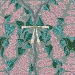 Klaus Haapaniemi Lilac Pink wallpaper