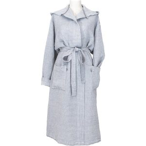 Lapuan Kankurit Terva bathrobe with hood
