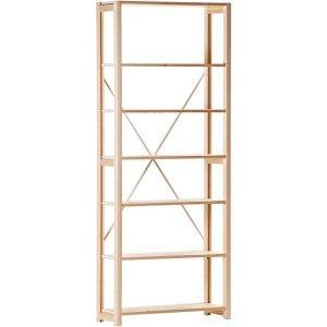 Lundia Classic open shelf