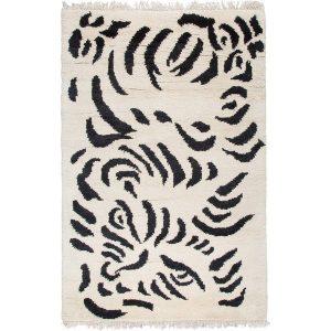 MUM's Tiger rug