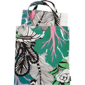 Marimekko Kaalimetsä bag & fabric set