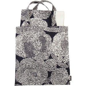 Marimekko Mynsteri bag & fabric set