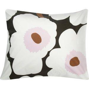 Marimekko Unikko pillowcase