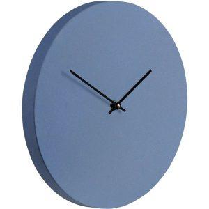 Muoto2 Kiekko Suede wall clock
