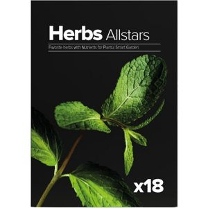 Plantui Herb Allstars selection
