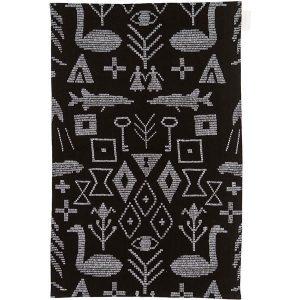 Saana ja Olli Maailman synty tea towel/placemat