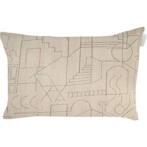 Saana ja Olli Unien talo cushion