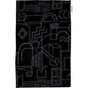 Saana ja Olli Unien talo tea towel/placemat