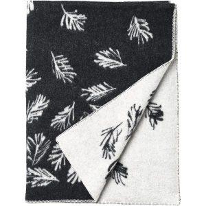 Teemu Järvi Illustrations Shinrin-yoku wool blanket