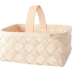 Verso Design Lastu basket