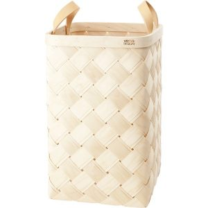 Verso Design Lastu birch basket XL