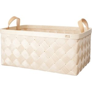 Verso Design Lastu birch basket XXL