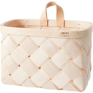 Verso Design Lastu wall basket