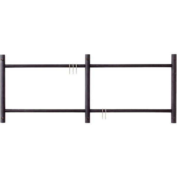 Verso Design Tikas wall rack