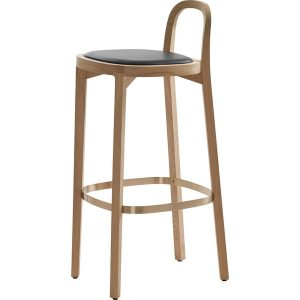 Woodnotes Siro+ bar stool 75 cm